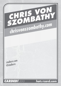 chris vonszombathy