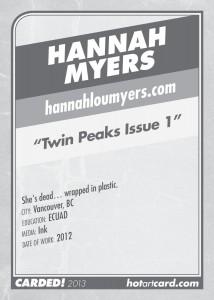 Hannah Myers