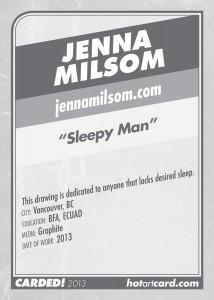 Jenna Milsom