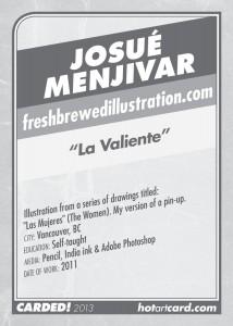 Josué Menjivar