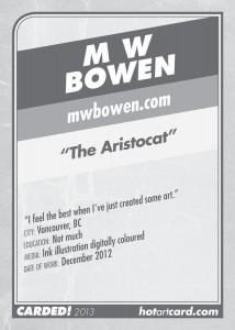 MW Bowen