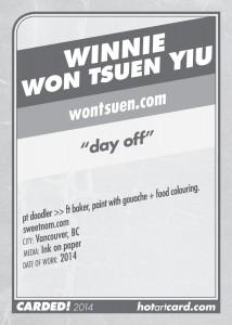 Winnie Won Tsuen Yiu
