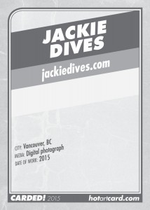 Jackie Dives