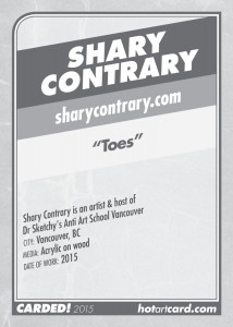 Shary Contrary