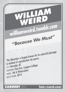 william weird