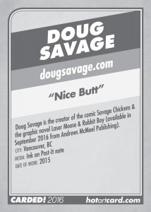 DOUG SAVAGE