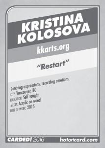 Kristina Kolosova