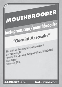 Mouthbrooder.indd